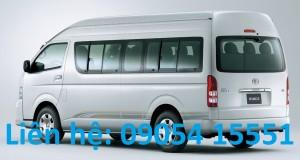 Xe open bus tuyến Hội An đi Huế hằng ngày