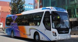 Open bus, open tour chất lượng cao Huế đi Nha Trang