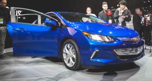 Chevrolet Volt 2016 Phiên Bản Mới