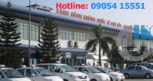 Dịch vụ xe đón tiễn sân bay Phú Bài – Huế