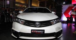 Toyota cho ra đời chiếc ESport Nurburgring Edition
