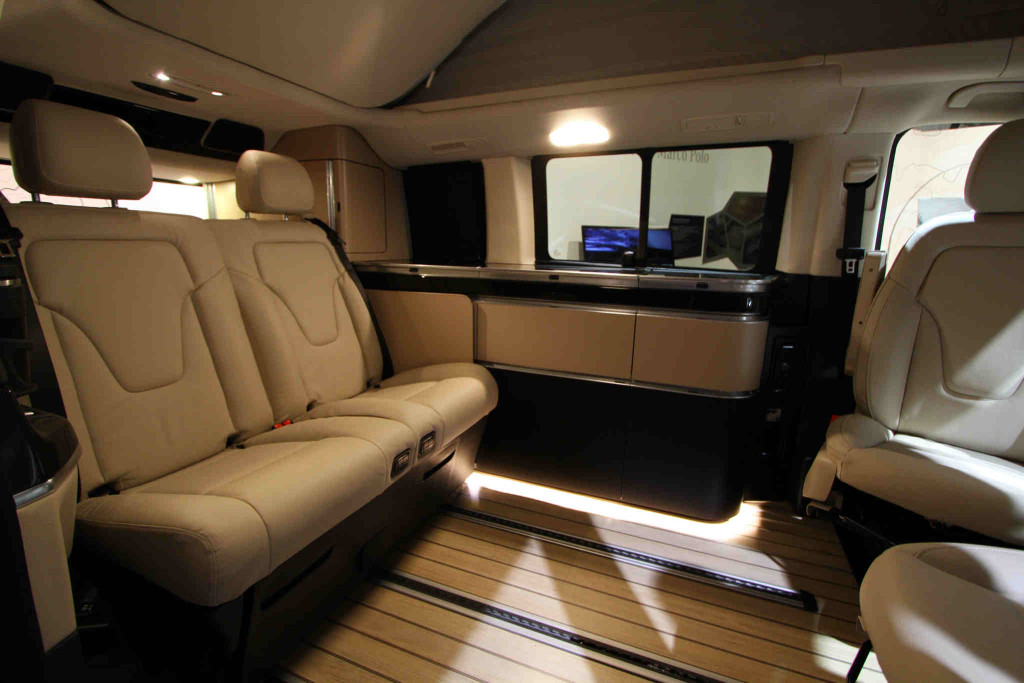 mercedes v class marco polo lo i xe c bi t. Black Bedroom Furniture Sets. Home Design Ideas