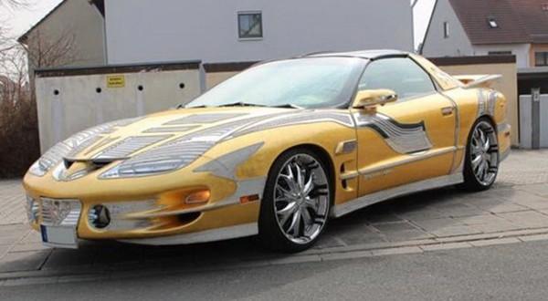 Pontiac Trans Am dát vàng tại Đức