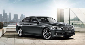 BMW serie 5 Grace Line – hàng thửa cho Nhật