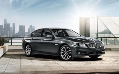 BMW serie 5 Grace Line.