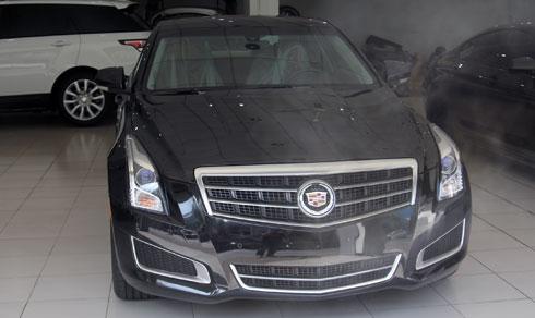 Cadillac-ATS