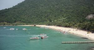 Chỉ cho phép 3.000 lượt khách ra Cù Lao Chàm mỗi ngày