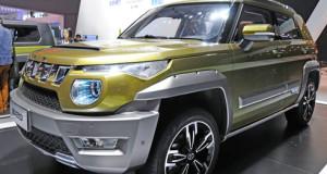 Beijing BJ20 – bản nâng cấp của Jeep Bắc Kinh
