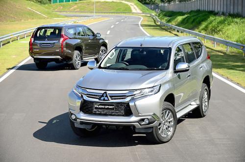 Mitsubishi ra mắt Pajero Sport 2016 giá chỉ từ 32.500 USD