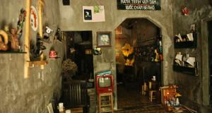 Quán cà phê dành cho dân phượt ở Hà Nội