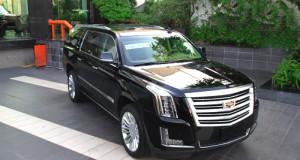 Cadillac Escalade – thú chơi mới của đại gia Việt