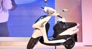 Yamaha Acruzo – đối thủ mới của hãng Honda Lead tại Việt Nam