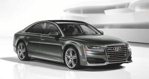 Audi A8 phiên bản mới giá từ 90.500 USD