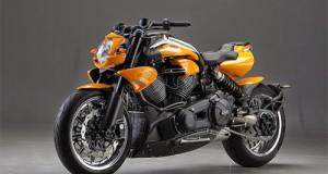 CRS DUU – chiếc môtô đẳng cấp bespoke