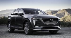 Mazda CX-9 2017 – nâng cấp mong dẫn đầu