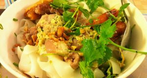 Mì Quảng – Món ăn đặc trưng của xứ Quảng Đà