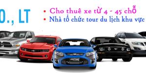 Bảng giá thuê xe du lịch Huế năm 2014