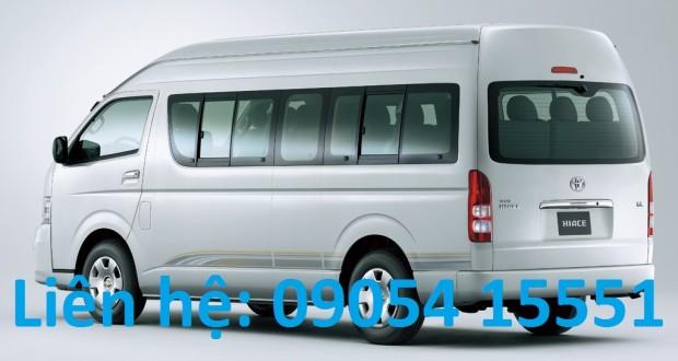 Thuê xe 16 chỗ ở Huế, chuyên cho thuê xe 16 chỗ giá rẻ