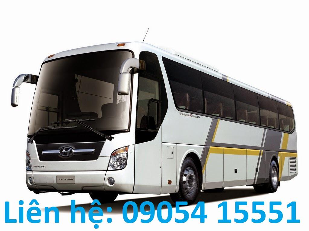 Thuê xe du lịch 45 chỗ ở Huế