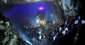 Tour thánh địa La Vang du lịch tham quan động Thiên Đường