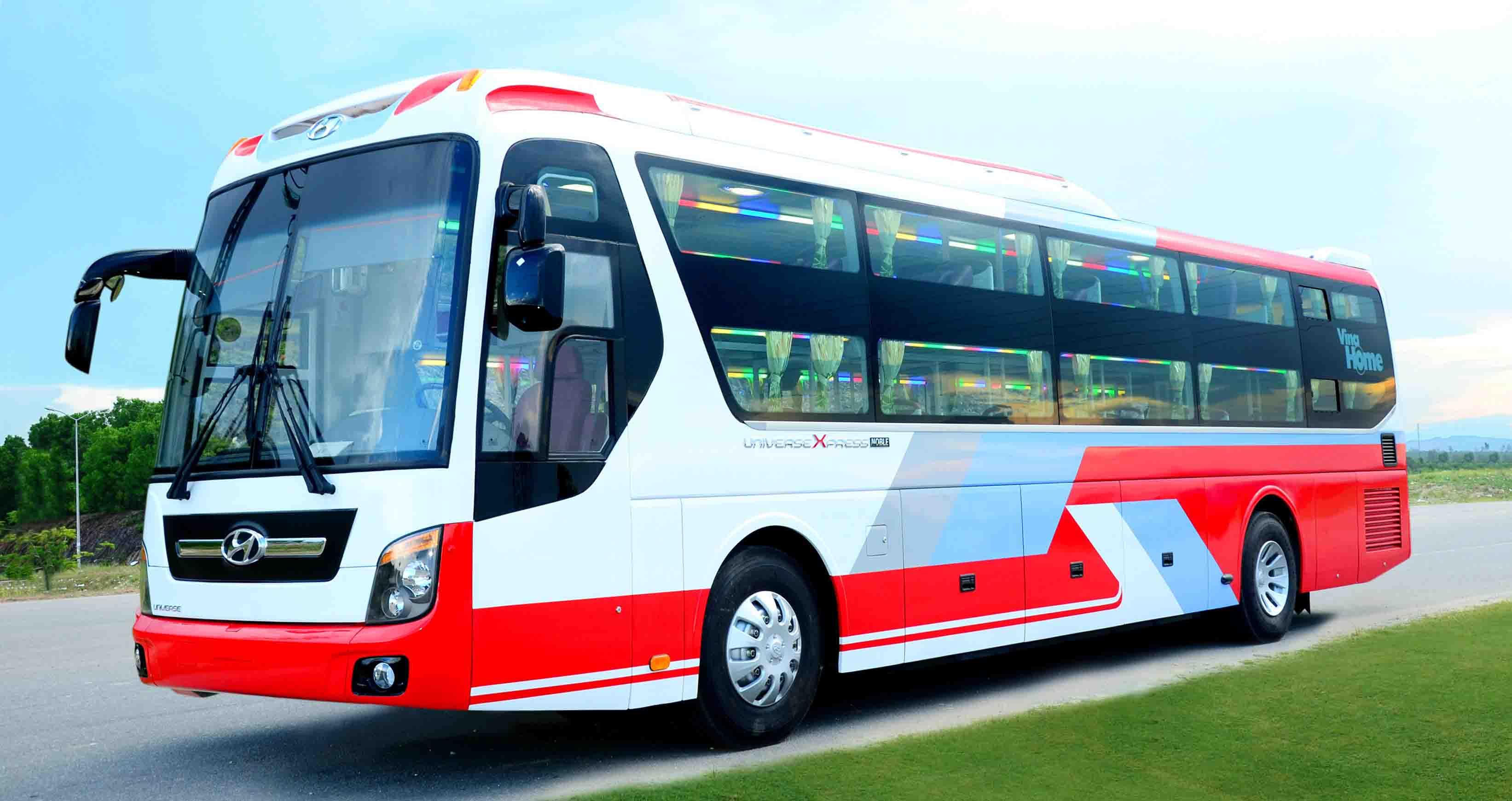 Xe open bus, open tour chất lượng cao Huế đi Đồng Hới
