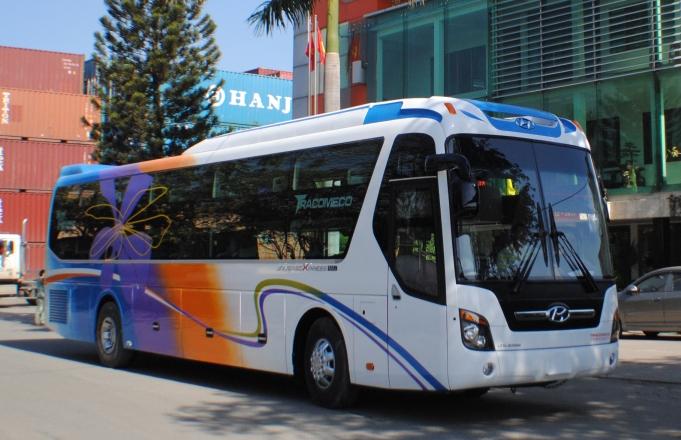 Bán ve xe open bus, open tour tuyến Huế Nha Trang