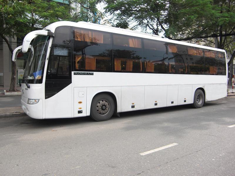 Xe open bus, open tour Huế đi Ninh Bình, xe giường nằm chất lượng cao