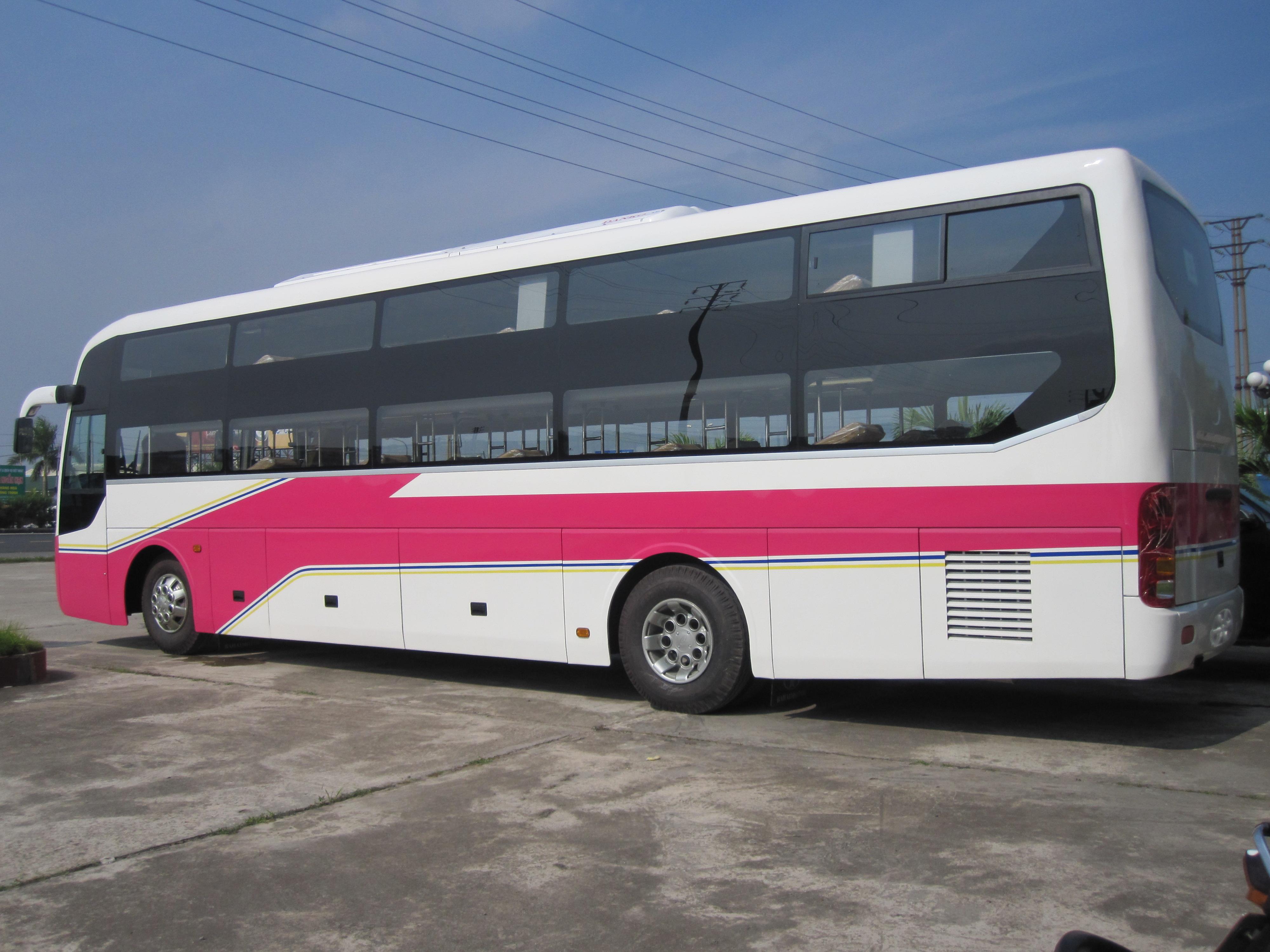 Xe open bus, open tour chất lượng cao Huế đi Vinh