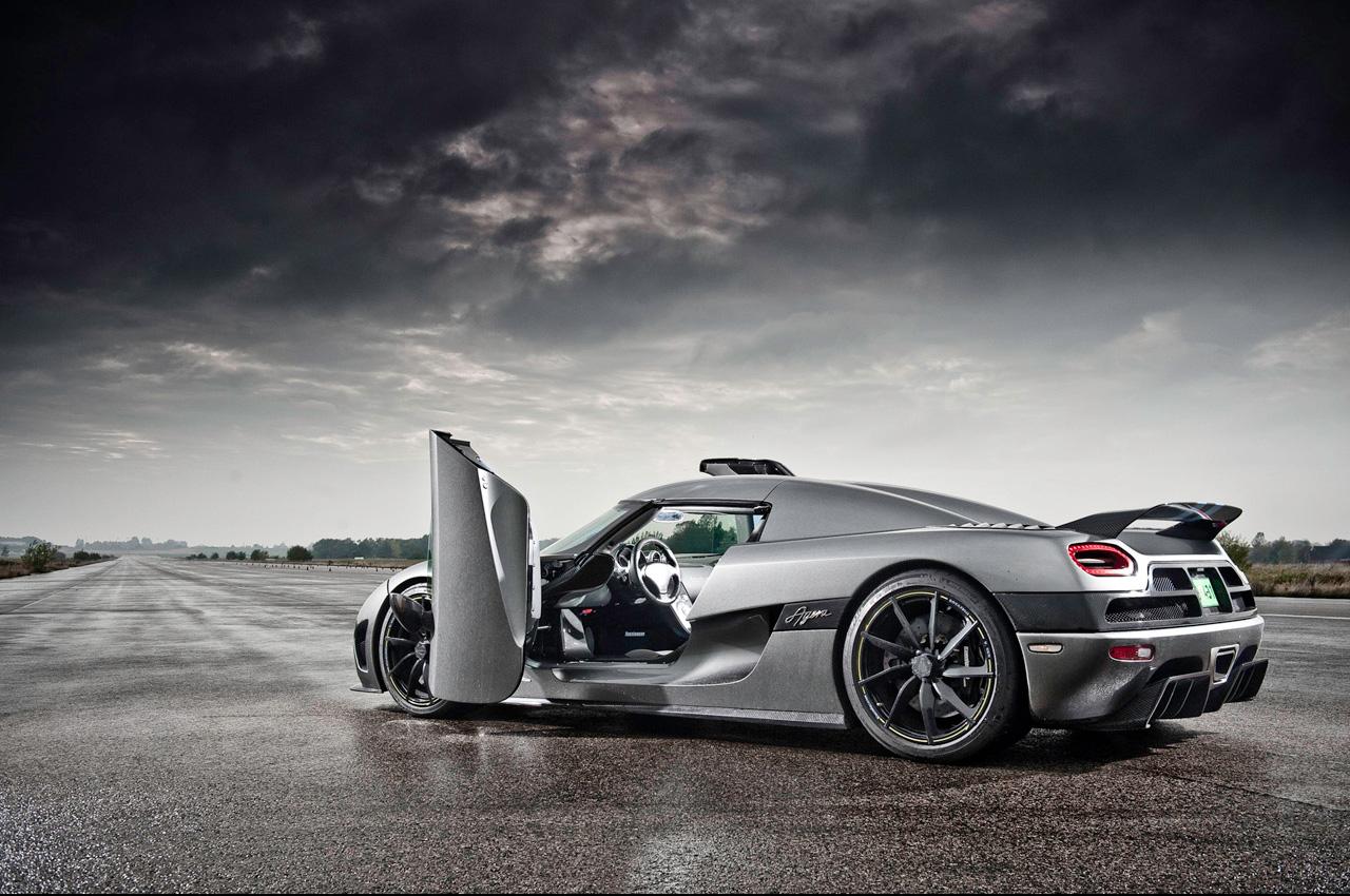 5 Siêu Xe nhanh nhất và đắt nhất thế giới