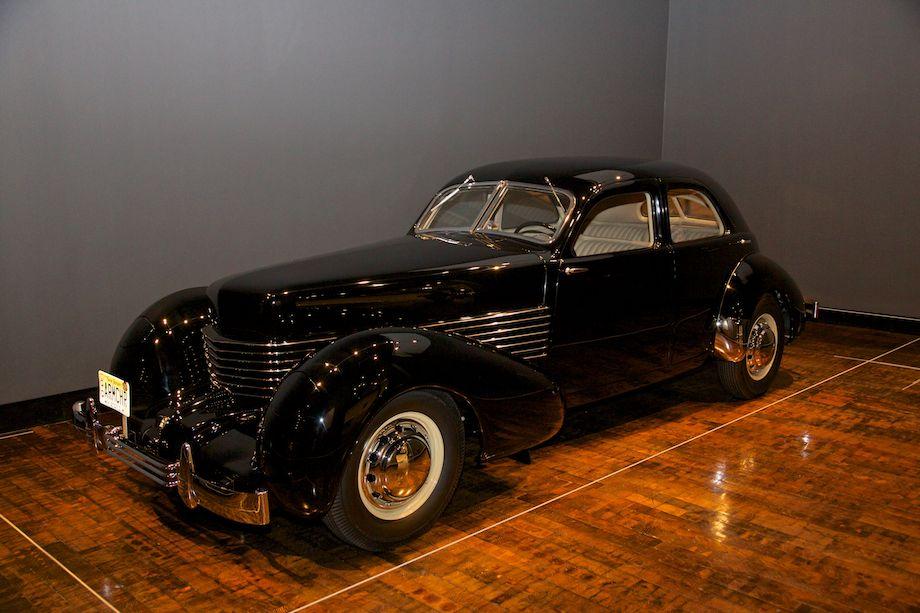 Những chiếc xe những năm 1930