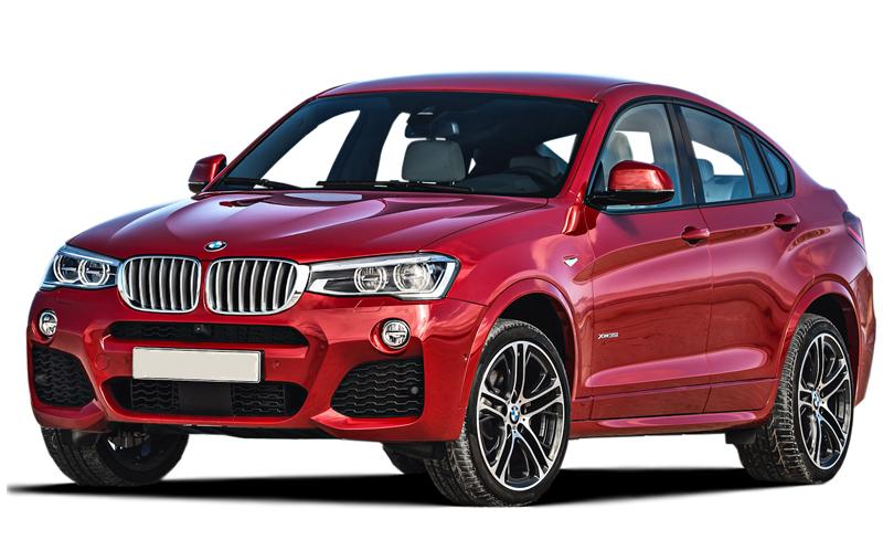 Dòng xe BMW X4 giá 2,7 tỷ đồng