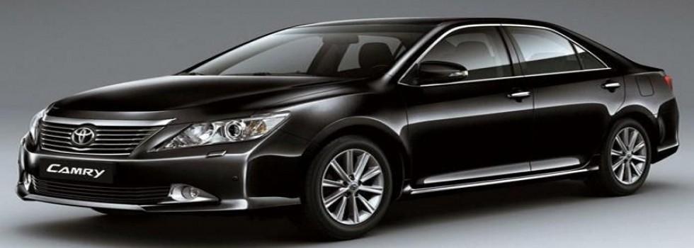 Camry và Altis Bộ Đôi Đặc Biệt của Toyota