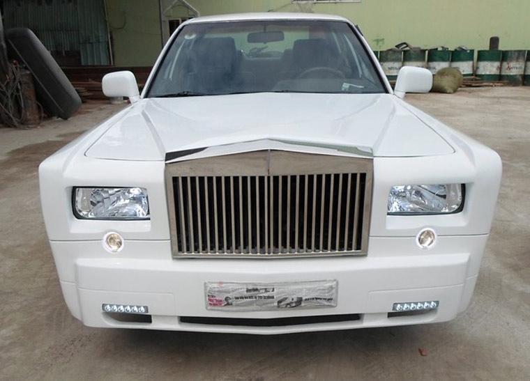 Rolls-Royce Phantom tự chế của người Việt