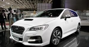Subaru LEVORG sẽ ra mắt thị trường Châu Âu trong năm 2015