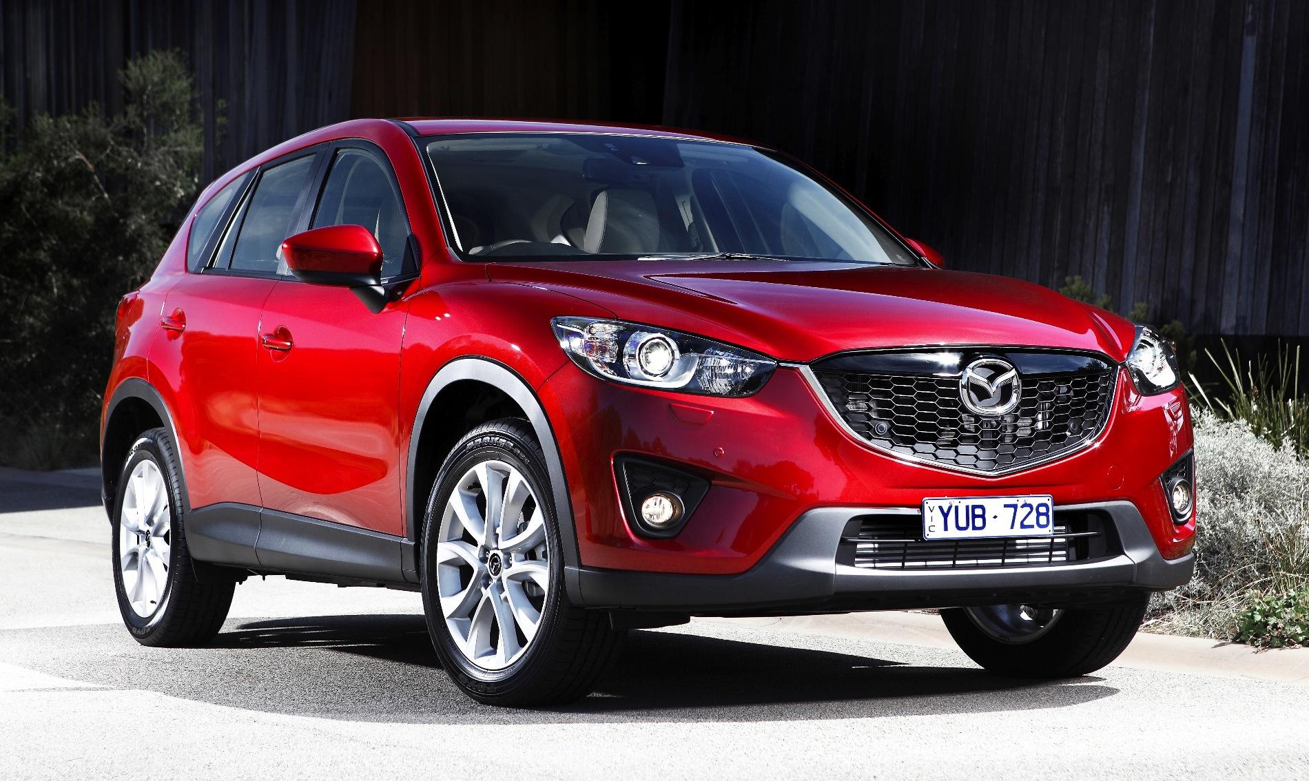 Cặp đôi Mazda6 và CX-5 phiên bản 2016