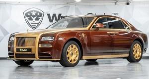 Rolls-Royce Phantom Lửa thiêng giá siêu khủng