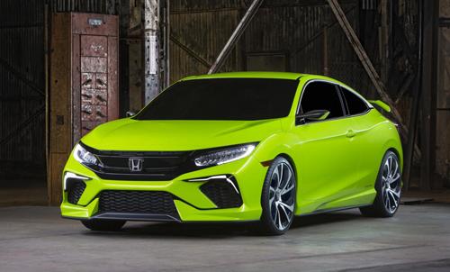 Honda Civic 2016 rò rỉ giá bán là 18.700 USD