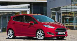 Ford Fiesta 2015 – Nâng cấp nhẹ