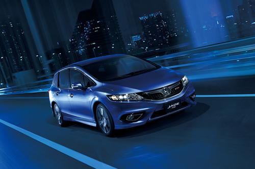 Honda Jade – đối thủ Toyota Innova giá là 21.000 USD