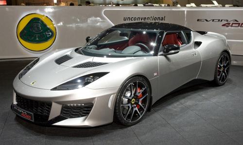 Lotus Evora 400 – xe thể thao Anh quốc giá là 90.000USD