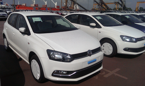 Volkswagen Polo hatchback đặt chân tới Việt Nam