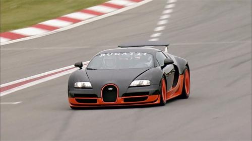 Bộ đôi Bugatti chạy nhanh nhất thế giới cùng vào đường đua