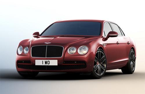 Bentley Flying Spur thêm kiểu dáng thể thao với nâng cấp mới