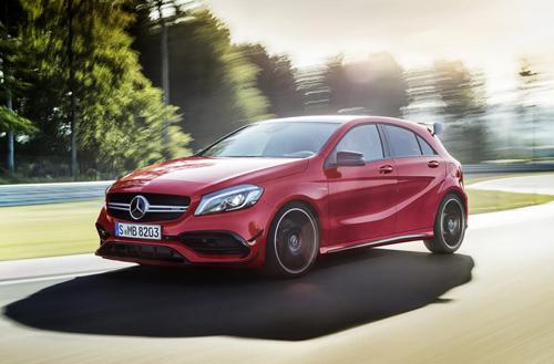 Mercedes A-class 2016 – thêm 'chất' cho người trẻ