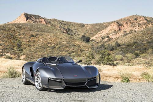 Rezvani Motors Beast – xe thể thao mới giá là 165.000 USD