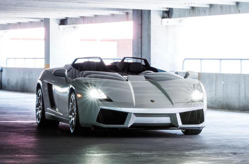 Lamborghini Concept S – chiếc 'siêu bò' rất đặc biệt