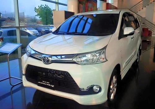 Toyota Avanza Veloz – xe gia đình giá là từ 15.600 USD