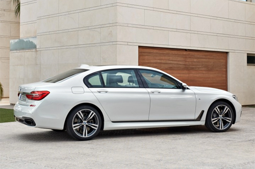 BMW phát triển động cơ dầu Quad-Turbo
