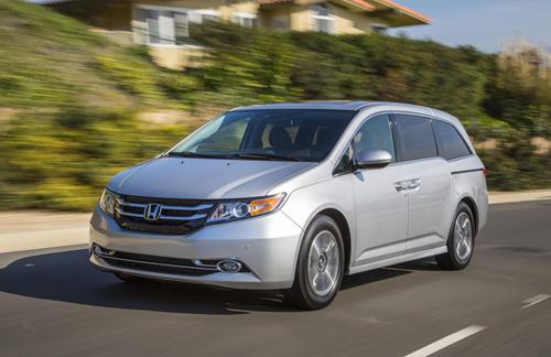 Honda Odyssey 2016, xe gia đình đặc biệt