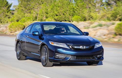 Honda Accord Coupe 2016 – cho những người mê lái